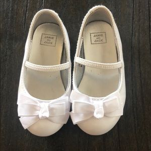 💗Janie and Jack ballet dress shoes💗